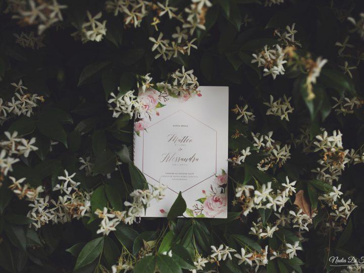 Libretto cerimonia. Cosa scrivere