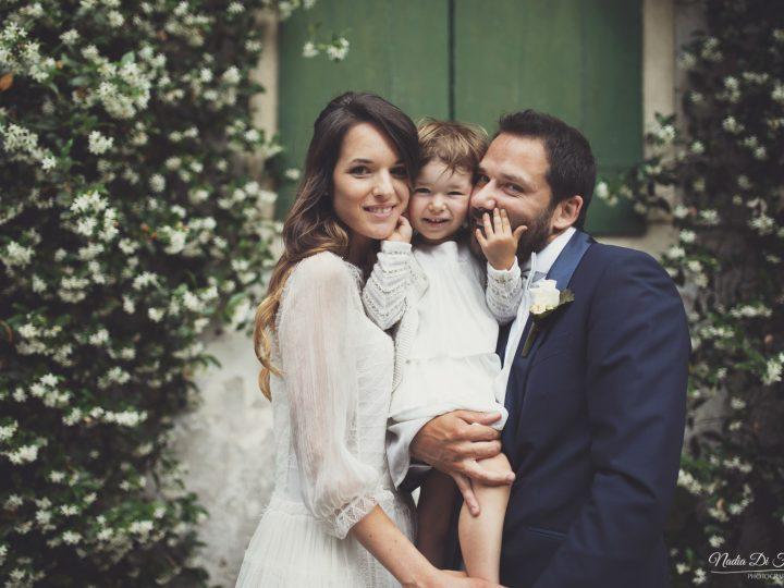 Matrimonio Romantico e Floreale