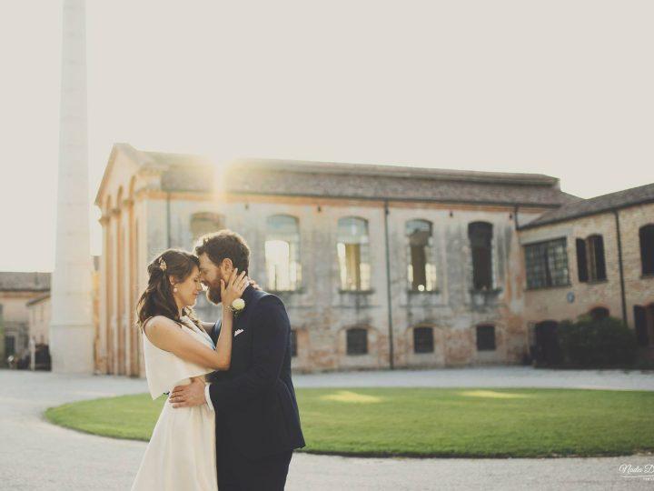 Matrimonio Vintage e floreale