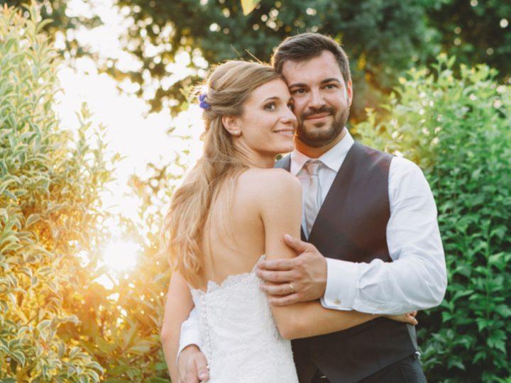 Matrimonio rustico e Ulivo – Giorgia & Carlo